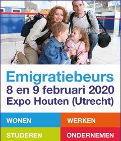 Emigratiebeurs 2020